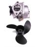 Tohatsu 4HP to 6HP 4-Stroke Upgrade Kit (Carburetor and Propeller)